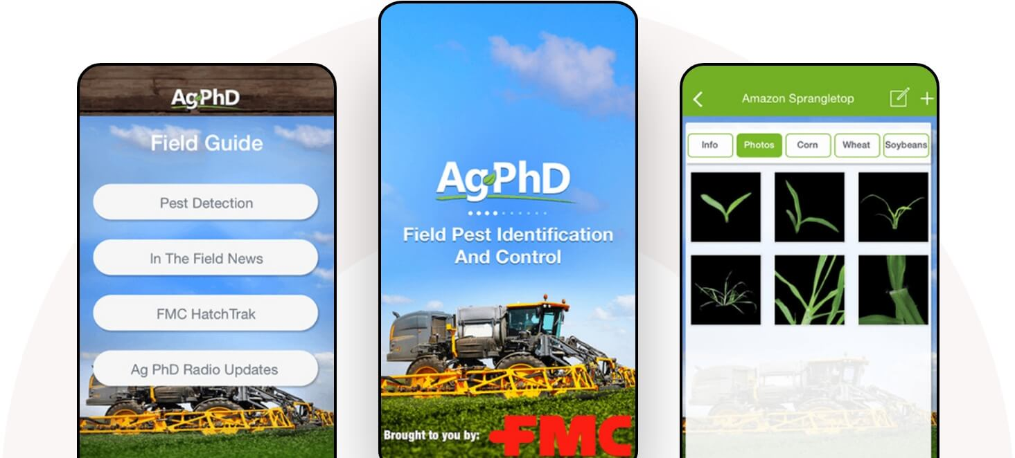agriculture mobile app