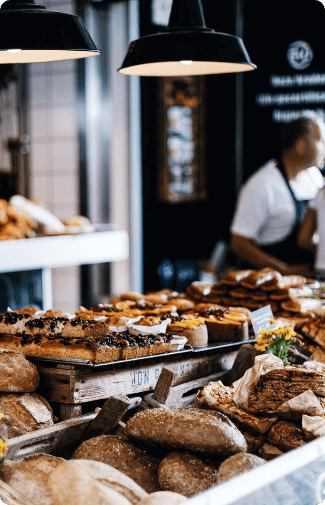 bakery items delivery app