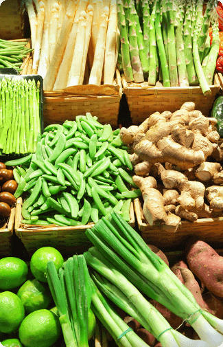 nutritional and organic food delivery app
