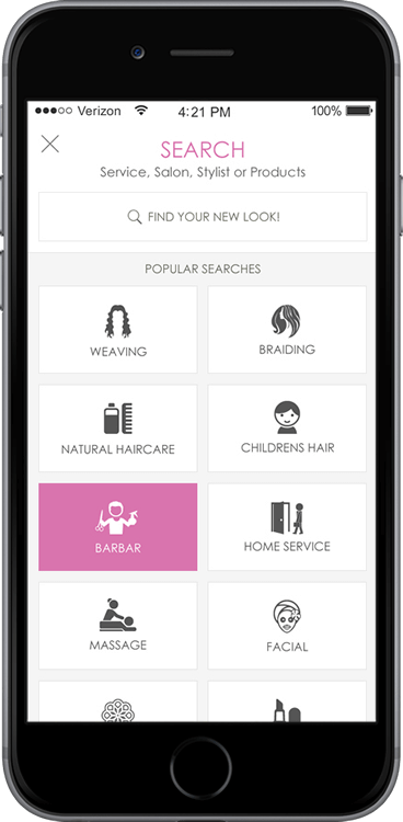 On-demand-beauty-app