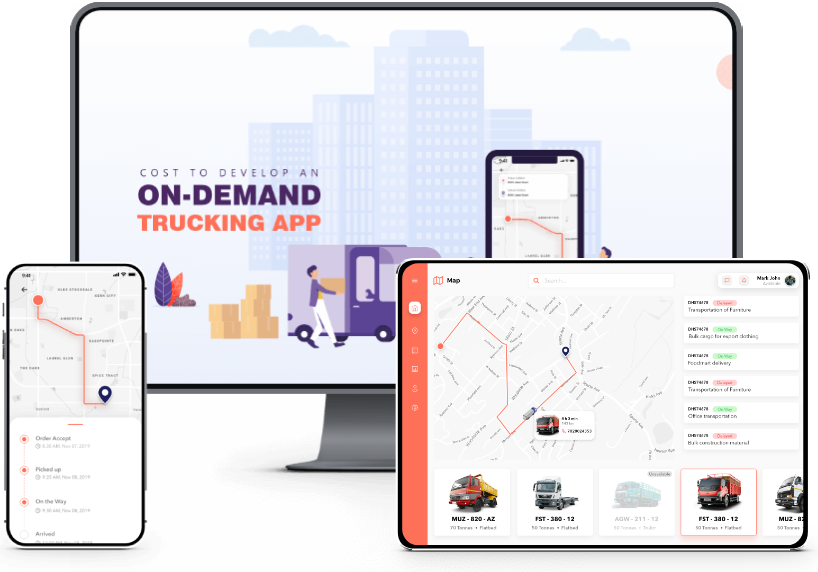 on-demand-trucking-app-development